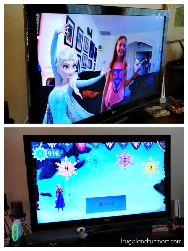 Disney Frozen For LeapFrog LeapTV
