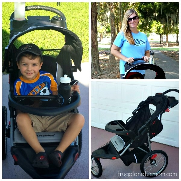 Jogging Stroller to live a healthier lifestyle