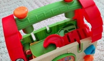 Getting Hands On With LeapFrog Scout's Build & Discover Tool Set!