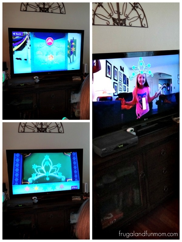 Playing Disney Frozen For LeapFrog LeapTV