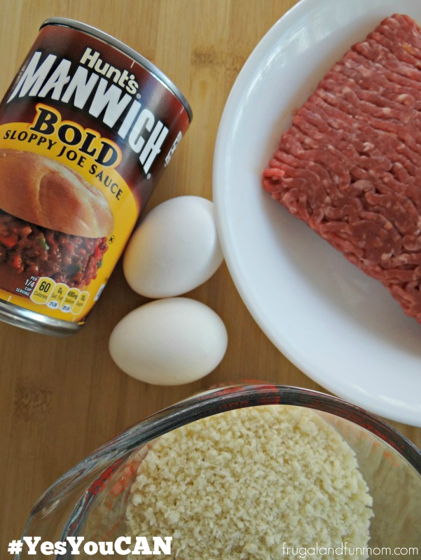 Sweet Pepper Meatloaf Recipe Ingredients