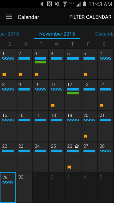 Fitness-Calendar-for-Garmin-vívoactive