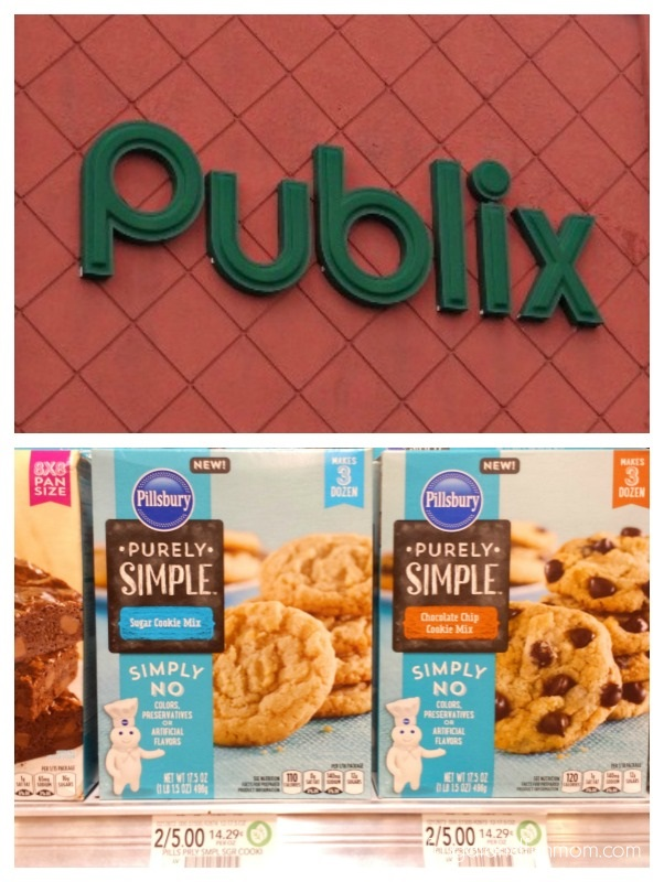 Pillsbury Purely Simple at Publix