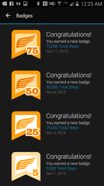 Steps-Badges-for-Garmin-vívoactive