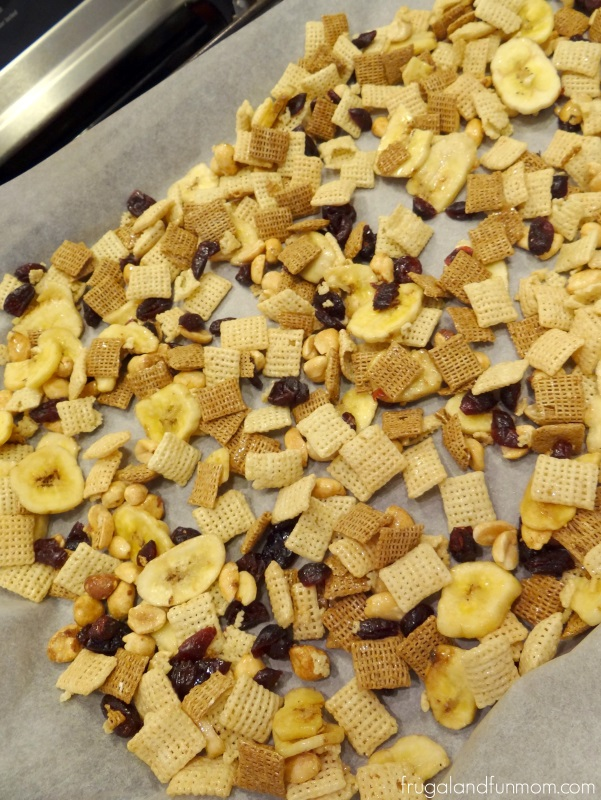 Animal Chow Trail Mix Recipe