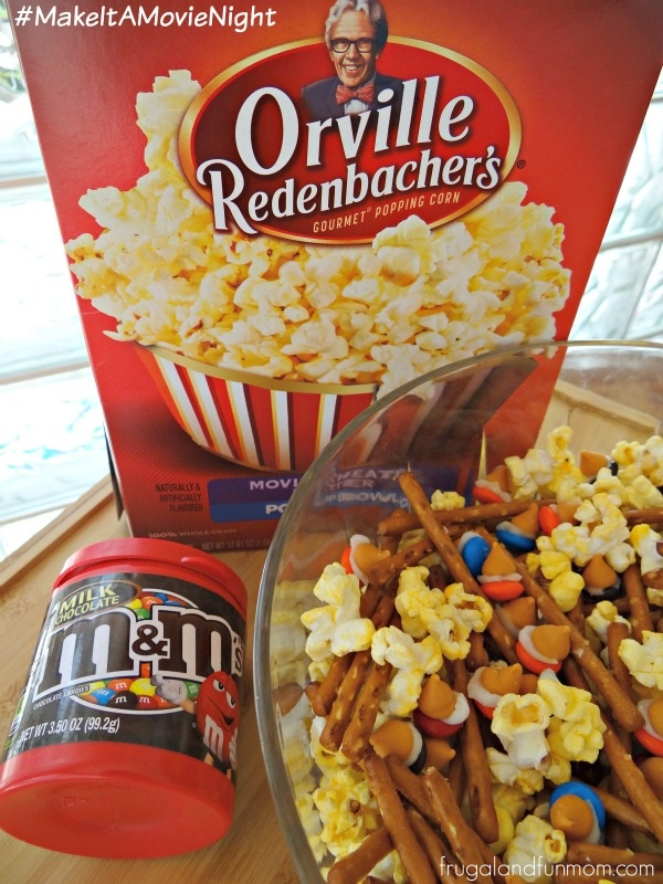 Lawn Gnome Popcorn Mix Recipe