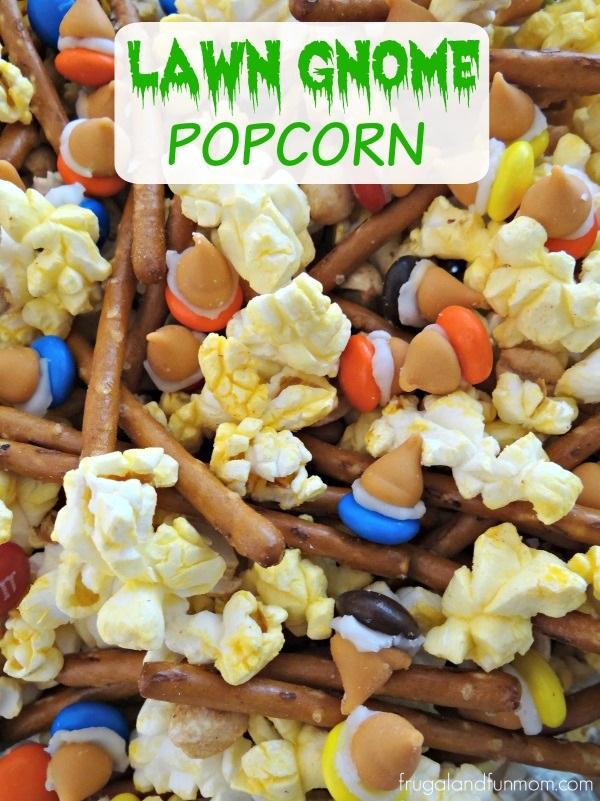 Lawn Gnome Popcorn