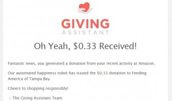 Shop, Earn, and Donate With Giving Assistant! Join Now and Receive $5! #Donate