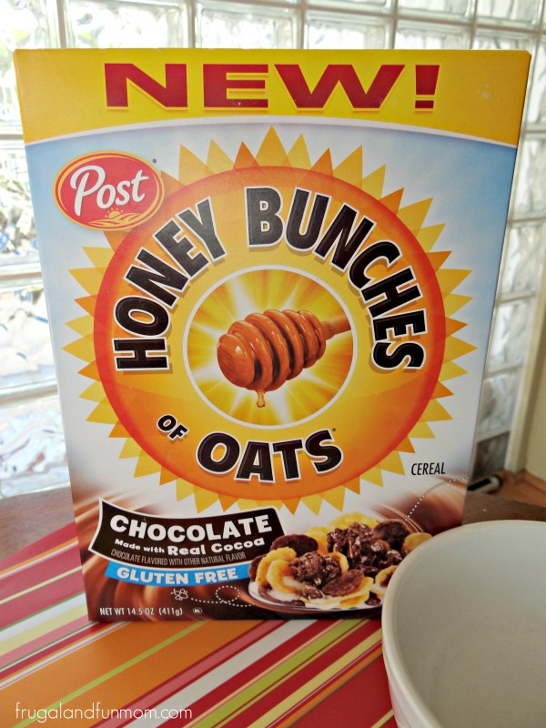 Honey Bunches of Oats Chocolate Cereal