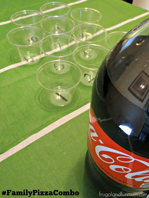 Plastic-Cups-Set-Up-for-Football-Table-Game