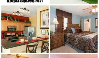 All Star Vacation Homes House Review! 6 Bedroom Located in Kissimmee Florida!