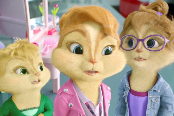 Alvin and the Chipmunks The chipettes