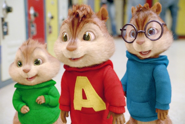Alvin and the Chipmunks The_Road_Chip scene