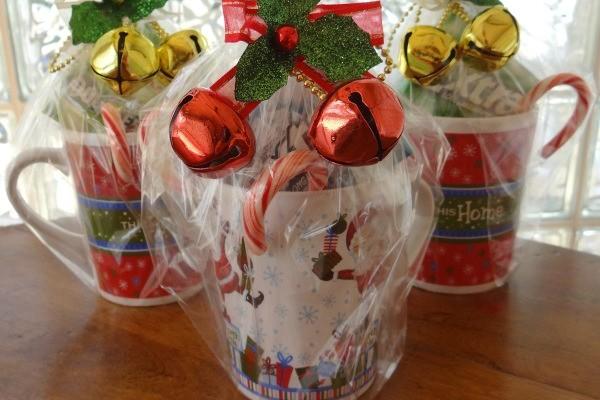 Christmas Coffee Mug Gifts For Teachers!