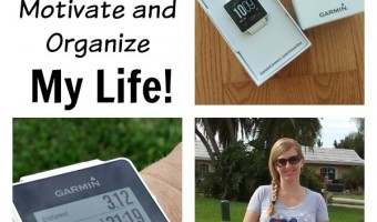 Garmin vívoactive Helping To Motivate and Organize My Life, Plus Giveaway! #BeatYesterday