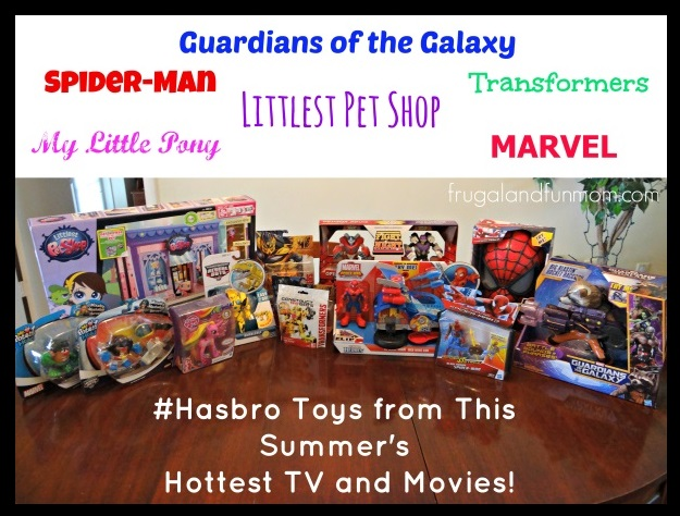 Christmas Toys 2014 : Hasbro toys from this summer s hottest tv and movies make