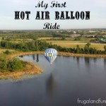Hot Air Balloon Ride With Orlando Balloon Adventures!