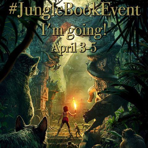 Jungle Book Event Photo