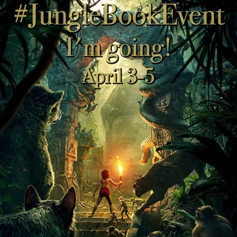 Jungle Book Event Photo