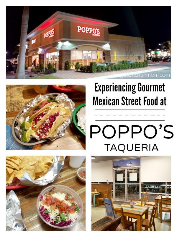 Review of Poppos Taqueria Gourmet Mexican Street Food