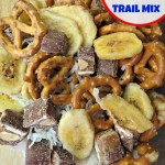 Tropical Chocolate Trail Mix and SNICKERS® On The Go! #WhenImHungry