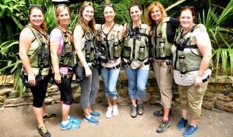 Disney's Animal Kingdom Wild Africa Trek Experience!