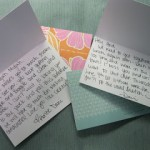 Pear Tree Greetings Mom's Kit Review! Plus, I am giving away at set of Notelettes!