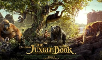Heading To The Los Angeles Red Carpet For THE JUNGLE BOOK Premiere!