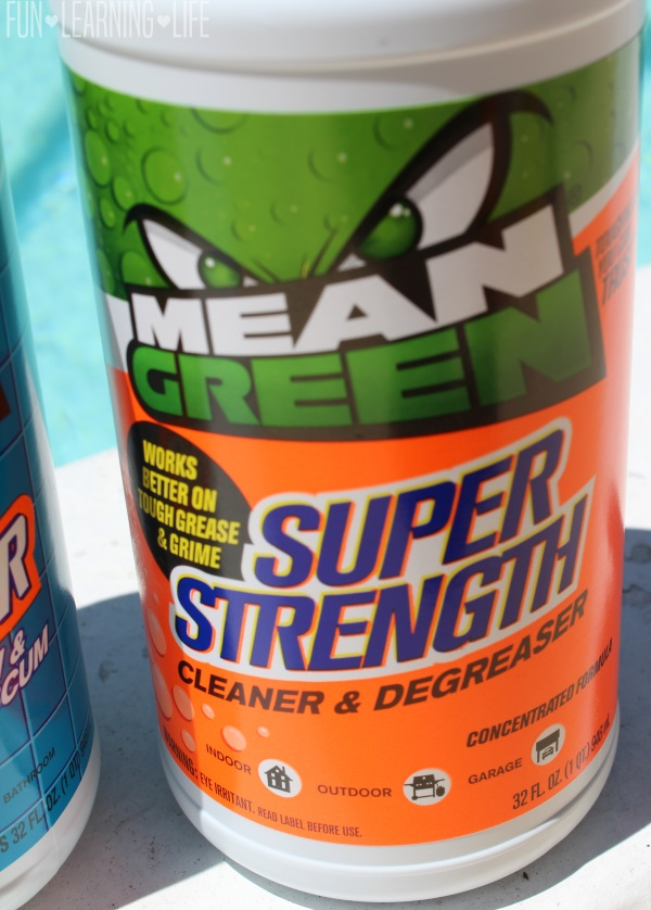 Mean Green Super Strength