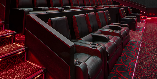 Seating at AMC Prime