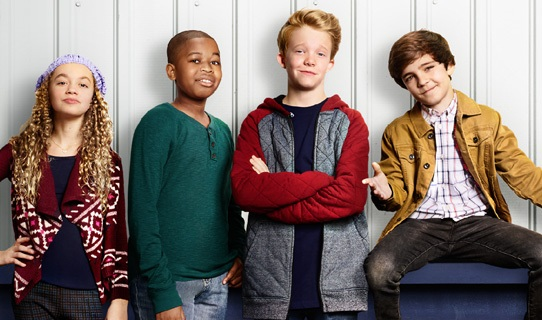 Walk The Prank Cast on Disney XD