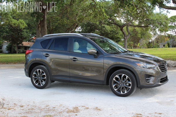 2016 Mazda Cx 5 Grand Touring Awd Review Fun Learning Life