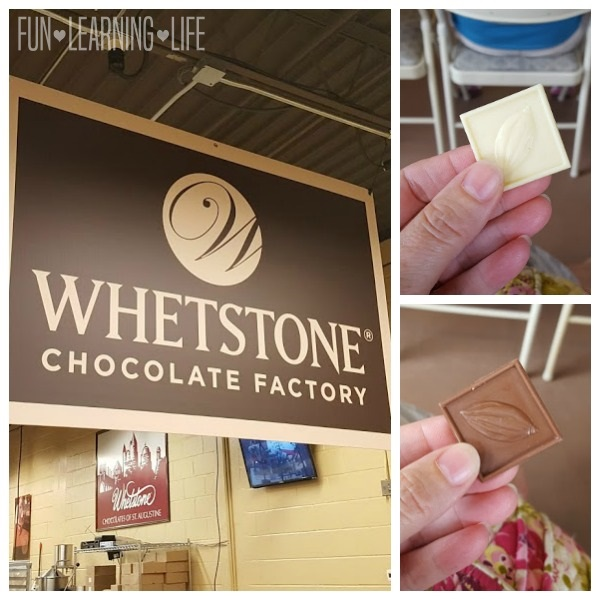 Chocolate at Whetstone in St. Augustine