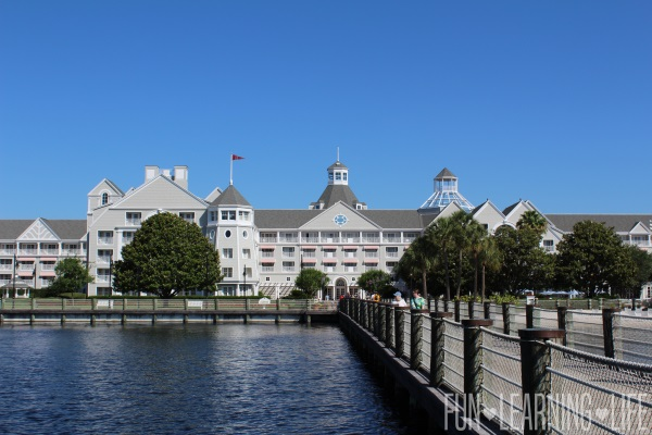 Disney Yacht Club Resort Orlando