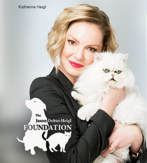 Jason Debus Heigl Foundation Partnership Katherine Heigl