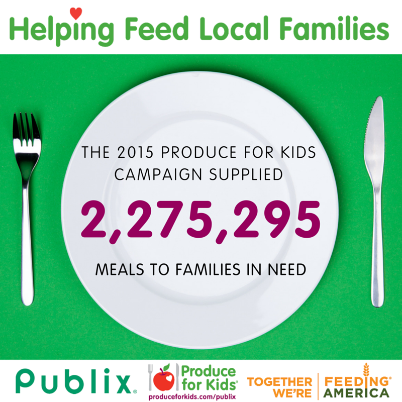 Publix Impact Graphic - square