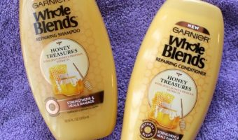Summer Hair Care with Garnier Whole Blends! Plus, Printable Beach Checklist!
