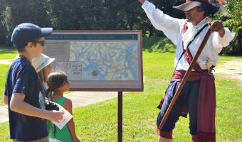 10 Awesome Activities For Families at Mission San Luis Tallahassee Florida!