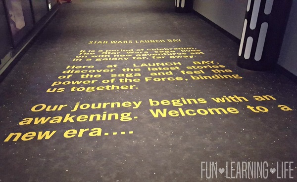 Launch Bay Star Wars Hollywood Studios