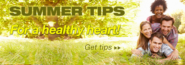 Summer Heart Health Tips