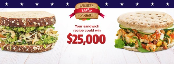 America's Better Sandwich Arnold Bread