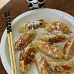 Apple Pie Pot Stickers for a Chinese Dinner and Our Kung Fu Panda 3 Movie Night In!