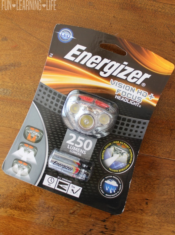 Energizer® Vision HD+ Focus LED Headlight
