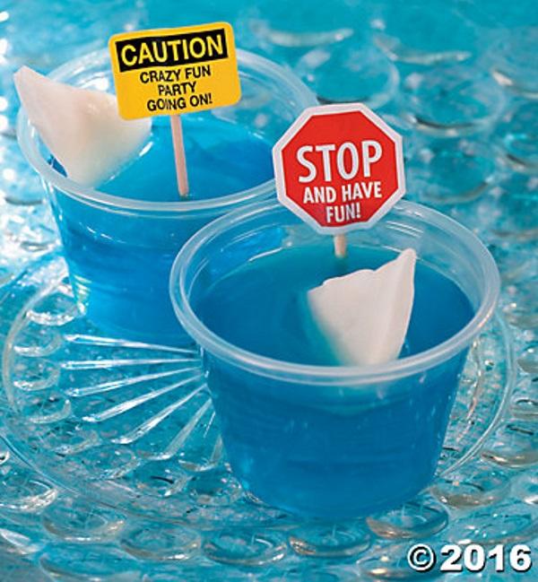 Shark Fin Gelatin Cups Recipe