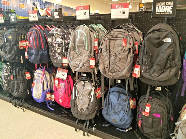 Back Packs at Dick's Sporting Goods