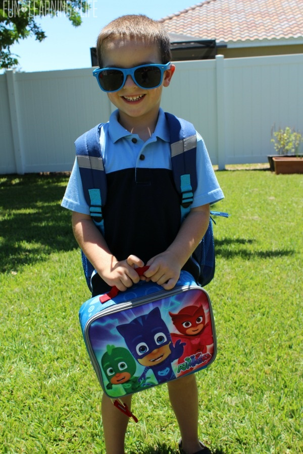 PJ Masks Lunch box