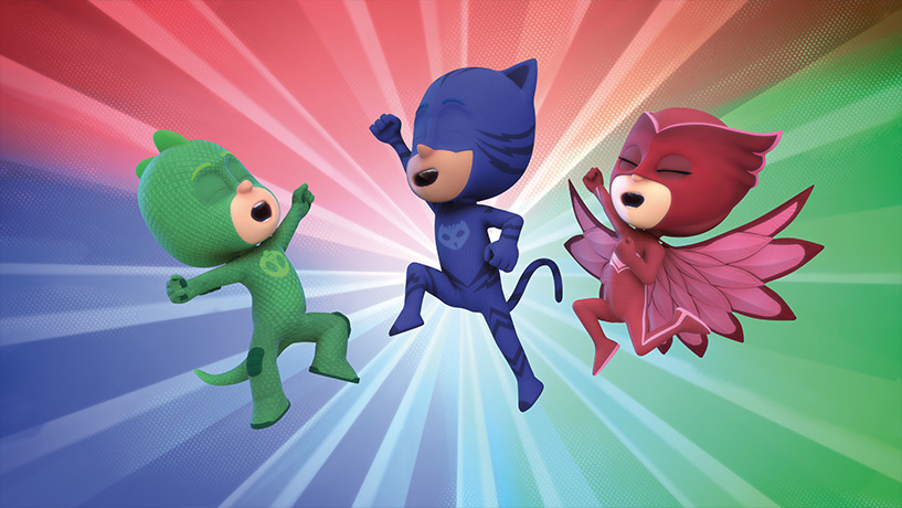 PJ Masks Photo