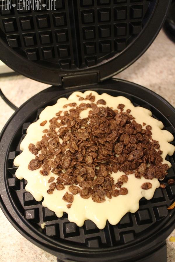 chocolate-waffles