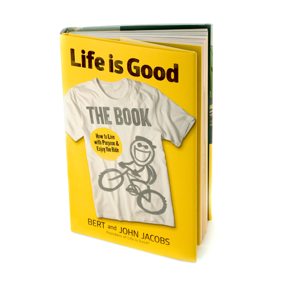 life-is-good-the-book