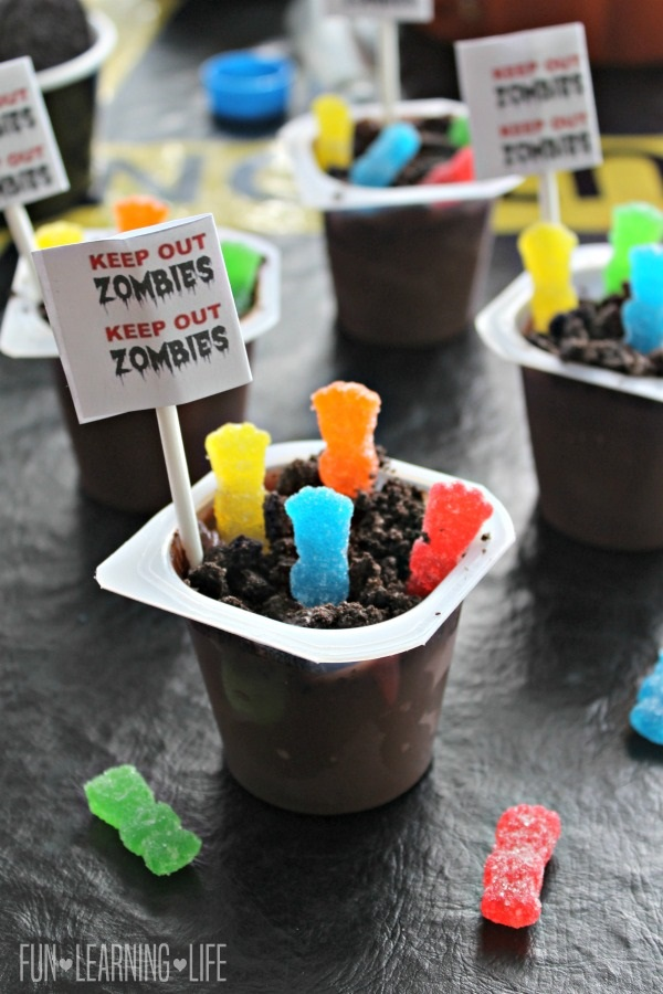 zombie-pudding-with-sour-patch-kids-and-oreos